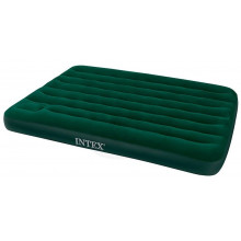 INTEX Downy Airbed Full felfújható ágy, 137 x 191 cm 66928