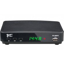 GoSAT GS200DVBT2 set top box Full HD