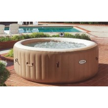 INTEX Whirlpool Pure Spa Bubble Massage 2,16 x 0,71 m, 6 fő részére 28408EX