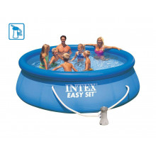 Intex 28158GN Easy Set Pool Medence szett (457x84 cm)