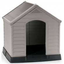 Curver DOG HOUSE 95 x 99 x 99 cm 221088