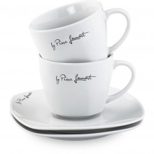 LAMART LT9016 DINE Porcelain cups 220ml 2pcs