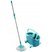 LEIFHEIT Set Clean Twist Disc Mop Mobile (EVO) 52102