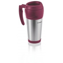 LEIFHEIT Thermo csésze Colour Edition ruby red 25785