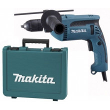Makita HP1641K ütvefúrógép 1,5-13mm, 680W