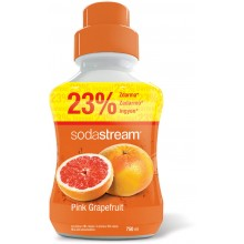 SODASTREAM Grapefruit szörp 750 ml 42001174