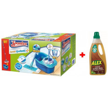 Spontex Express System Plus Felmosó szett + Alex Cleaner Extra Care 97050360