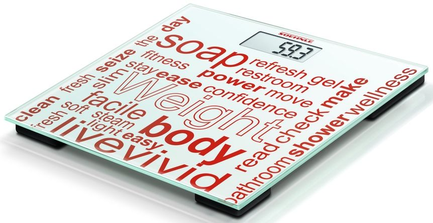 SOEHNLE JOLLY digitális személymérleg 63765